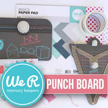 Punch Boards - Base de Vinco e Corte