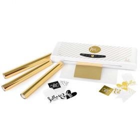 Máquina Heidi Swapp - MINC Foil Applicator - Starter Kit 370124