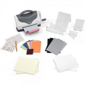 Starter Kit Sizzix Texture Boutique - Embossing Machine - 660951