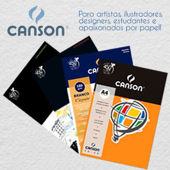Papéis Especiais Canson
