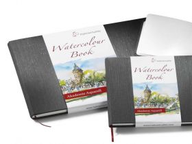 Bloco Aquarela Hahnemühle Watercolour Book - 200g/m² A4