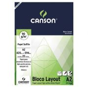 Bloco Canson Layout - 90g A2