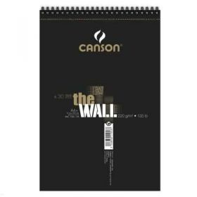 Bloco Canson The Wall A3+ 220g 30 Folhas