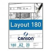Bloco Canson Layout - 180g A2
