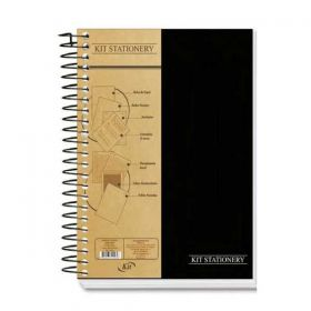 Caderno Kit - Stationary - 203 x 280 mm - Com 80 Folhas