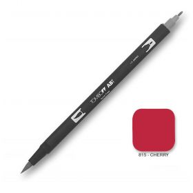 Caneta Tombow Dual Brush 815 - Cherry