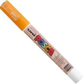 Caneta Uni-Ball Posca PC-3ML - Laranja
