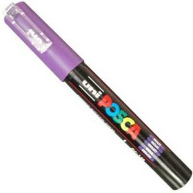 Caneta Uni-Ball Posca PC-3ML - Violeta