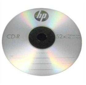 CD-R Gravável HP 700MB