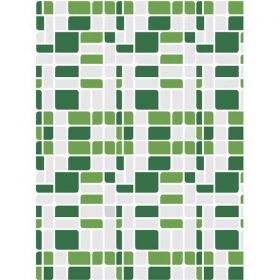 Contact Decorativo Estampado (10 m x 45 cm) - Pastilha 002 Verde Greenery