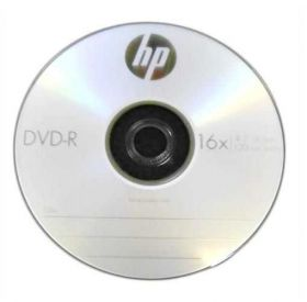 DVD-R Gravável HP 4,7GB