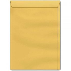 Envelope Saco Ouro 185x248 80grs. Scrity