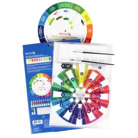 Kit Aquarela Reeves - Water Colour - 18 Peças