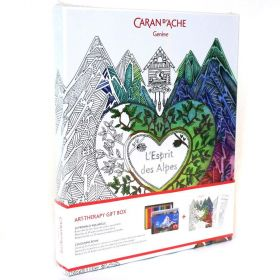 Kit Caran D'Ache - Art Therapy - 3000.600