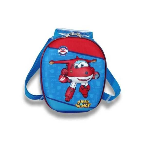 Lancheira Escolar Maxtoy Super Wings  - 3D