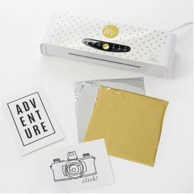Mini Laminadora Heidi Swapp - Mini MINC Foil Applicator - Starter Kit - 370671