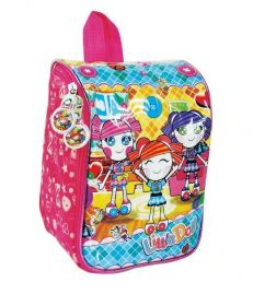 Mini Mochila (Lancheira) - Kit - Little Doll