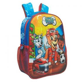 Mochila Infantil Masculina - Kit - Little Dogs - 564030