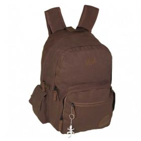 Mochila para Notebook Yes  - All Yes Canvas Marrom - MC1515N