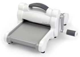 Nova Sizzix Big Shot Machine Only (White & Gray) - 660425