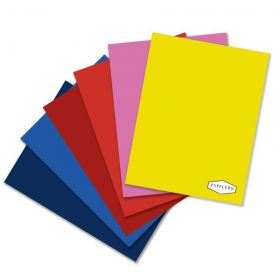 Papel Color Plus Criativo 180g - 8 Folhas Cores Diversas
