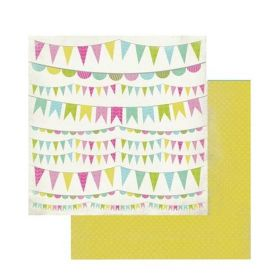Papel Scrap KaiserCraft - Confetti | Witty P1388