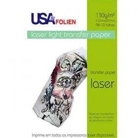 Papel Transfer - USA Folien A4 130g/m² - 8031