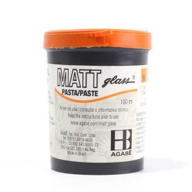 Pasta Fosqueante Matt Glass 100ml
