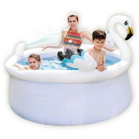 Piscina Flamingo Pool Jilong 1143L