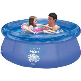 Piscina Redonda Splash Fun Mor 1400L
