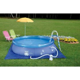 Piscina Redonda Splash Fun Mor 4600L