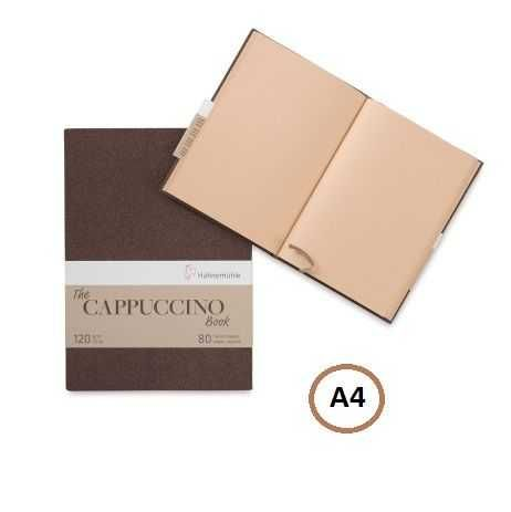 Scketch The Cappuccino Book Hahnemühle 120g/m² A4 - 40 Folhas