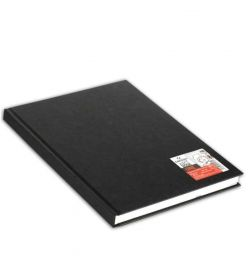 Sketchbook - Bloco Canson One - 100g/m² A4 (21,6 X 27,9 cm)