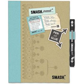 SMASH Folio - Retro Blue - K&Company