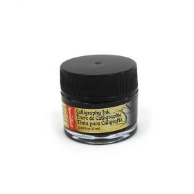 Tinta para Caligrafia SpeedBall 12ml - Preto Intenso 3100