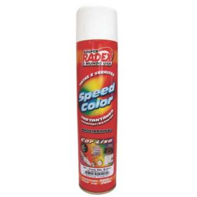 Tinta Spray Radex Speed Color Fundo Branco - 350ml
